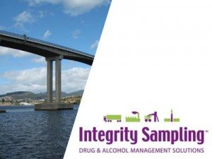 Integrity Sampling's Hobart branch conducts drug testing and alcohol testing