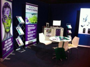 Integrity Sampling is this week at the Safety in Action Melbourne trade show