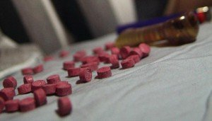 Ecstasy can be detected in your system up to 5 days after you've taken a pill