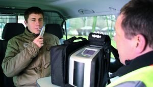 Mobile drug testing for your Tasmanian business? It's easy with the Drager DrugTest 5000.