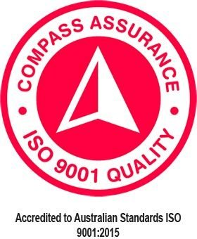 Compass Assurance - Accredited to Australian Standards ISO 9001:2015
