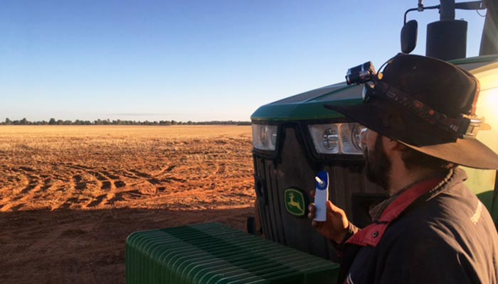 Integrity Sampling can conduct drug and alcohol testing in Western Australia in out-of-the-way places, even farm paddocks!