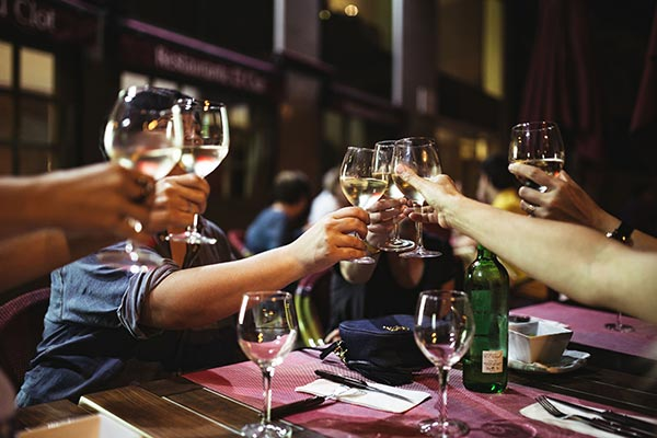 A social drink, particularly at this time of the year, is healthy, but binge drinking isn't. Which is why alcohol testing during the silly season makes even more sense.