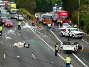 Drugs and alcohol are just two of the focuses of National Road Safety Week in Australia.