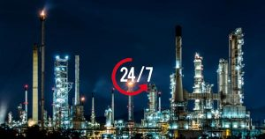 Integrity Sampling's 24/7 services