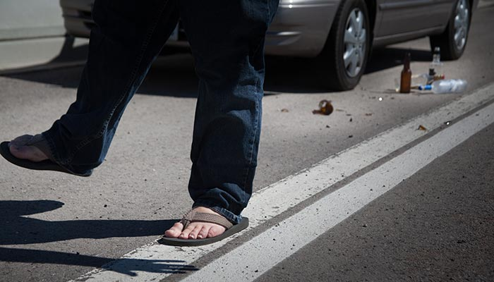 With alcohol testing and drug testing now commonplace, we, thankfully, don't use outdated sobriety tests to determine whether someone is safe to drive. Now, roadside fatigue testing might not be far away