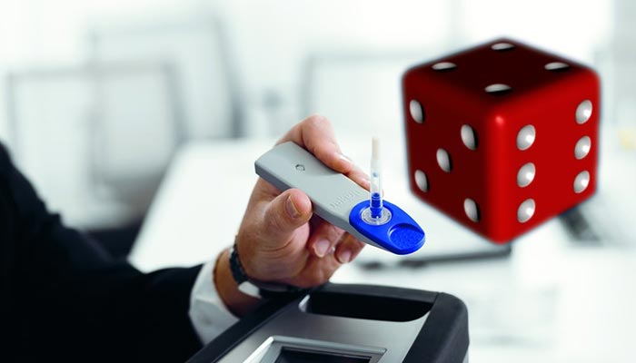 Random drug testing in Victoria and rolling dice might not have much in common, but they do share one similarity.