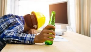 It's not always obvious that an employee could be drunk or under the influence of drugs.