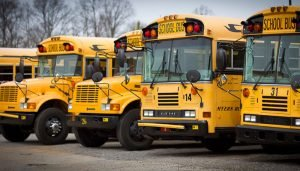 A school bus driver in the United States has failed alcohol testing, after putting her student passengers at risk.