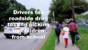 A police superintendent has described as deplorable the actions of two drivers in South Australia who failed roadside drug testing while picking up their children from school.