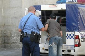 Police in Australia have a safety-focussed role – including making arrests – so it shouldn't surprise that they do face drug testing. Credit David Villa https://www.flickr.com/photos/villadavida/3325349646/