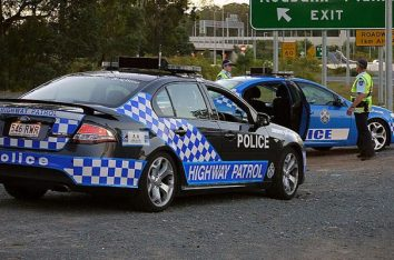 Roadside drug testing and alcohol testing in Queensland is providing some alarming results. Credit Highway Patrol Images https://www.flickr.com/photos/special-fx/6619635421/