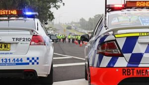 The new Four Angels Law in NSW targets people who drive while under the influence of drugs and alcohol. Credit Highway Patrol Images https://www.flickr.com/photos/special-fx/8614809551/