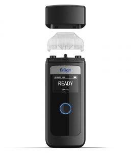 Drager Alcotest 4000 personal breathalyser