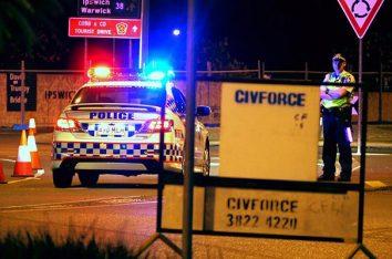 Queensland Police are set to increase their roadside drug testing efforts. Credit Highway Patrol Images https://bit.ly/2TRcNur