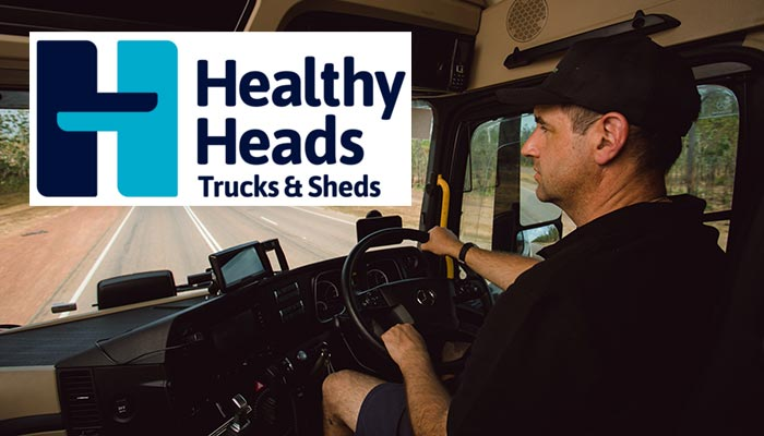 Integrity Sampling has joined Healthy Heads in Trucks and Sheds.