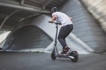 A man has been charged in Melbourne while riding his motorized scooter while under the influence of illegal drugs. Credit Okai Vehicles https://unsplash.com/photos/XCtN1IR1qOI