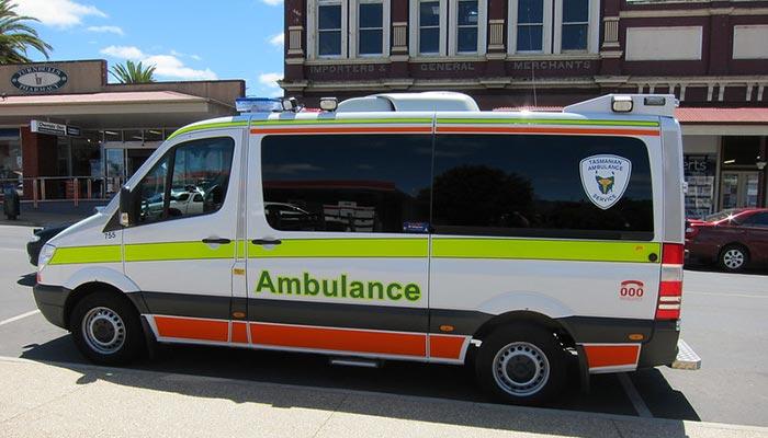Drug and alcohol testing of paramedics in Tasmania